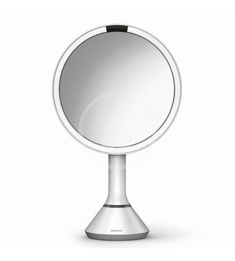 Simplehuman Kozmetické zrkadlá - Kozmetické zrkadlo s LED osvetlením, biela